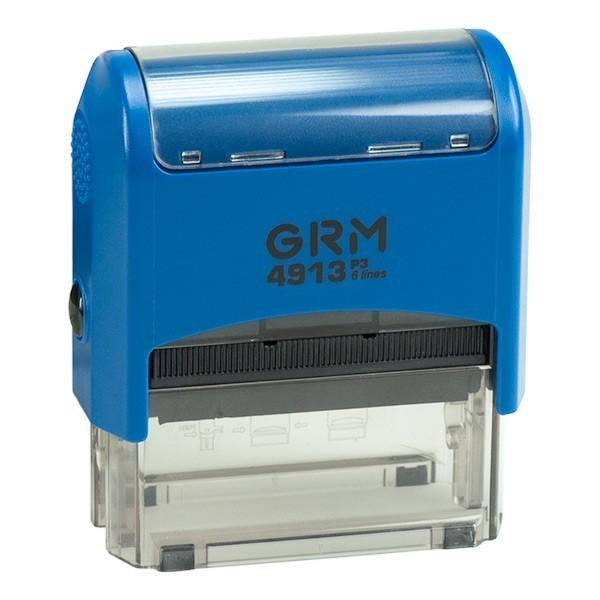 Штамп ||на оснастке|| GRM 4913 P3