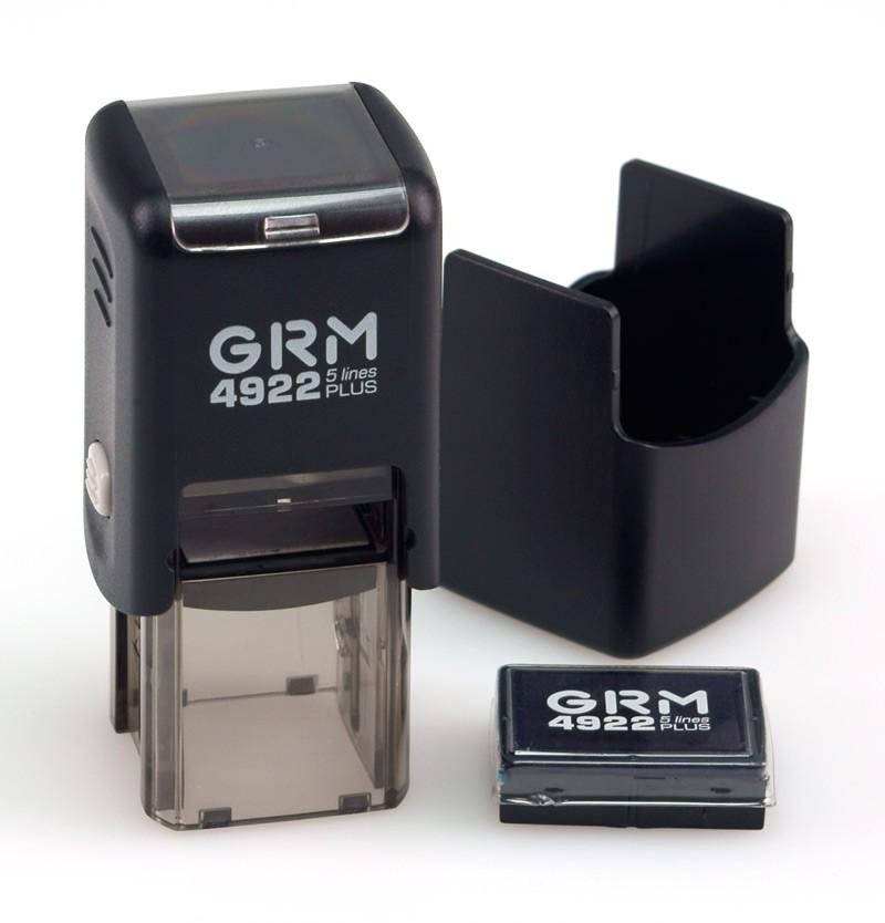 Печать (Штамп) ||на оснастке|| GRM 4922