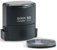 Штамп || GRM oval 55 Hummer